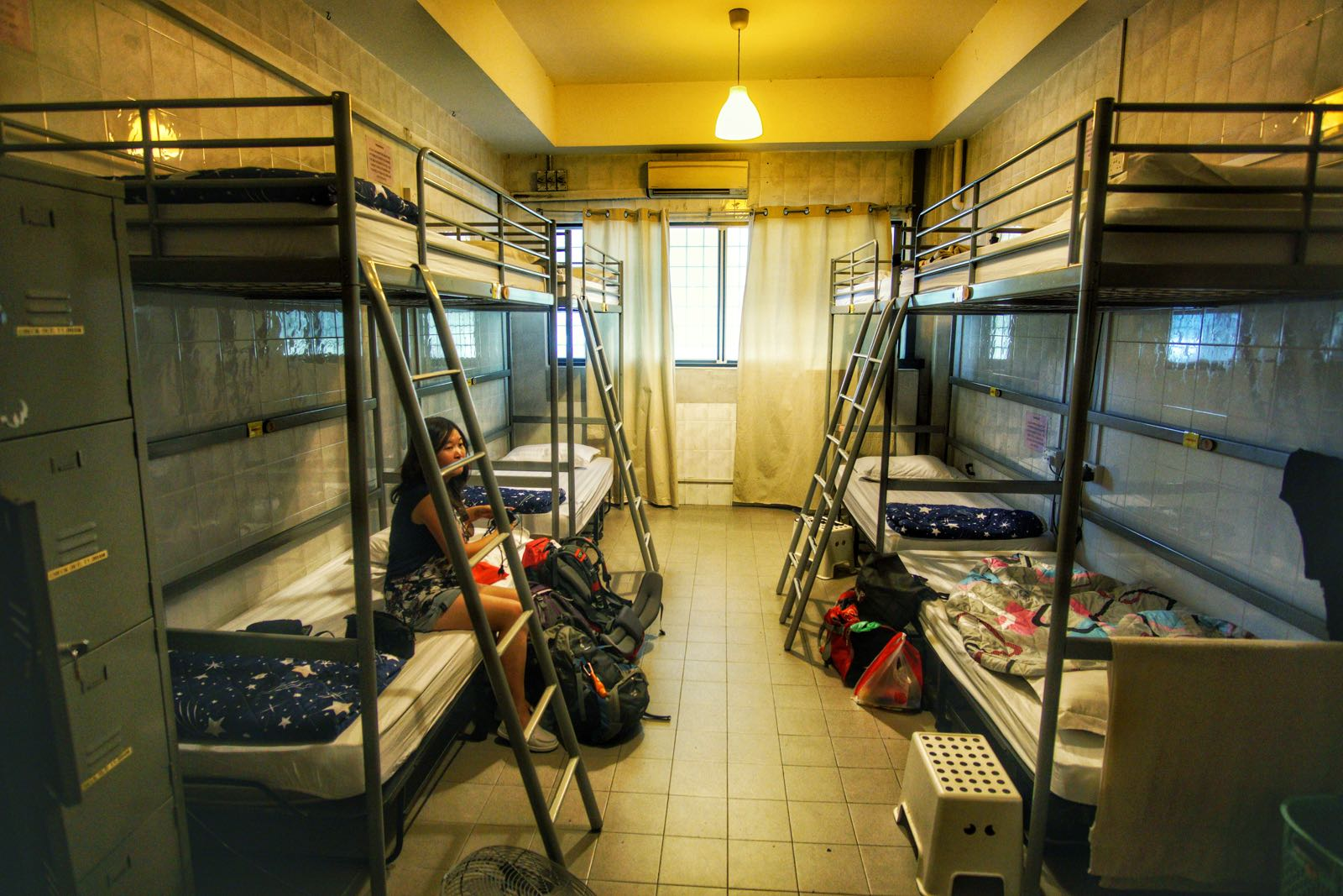 The-Hive-Hostel-Little-India-Singapore-dorm